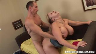 BACKSIDE PAWG Slut Sara Jay Railed by Big Dick Plumber